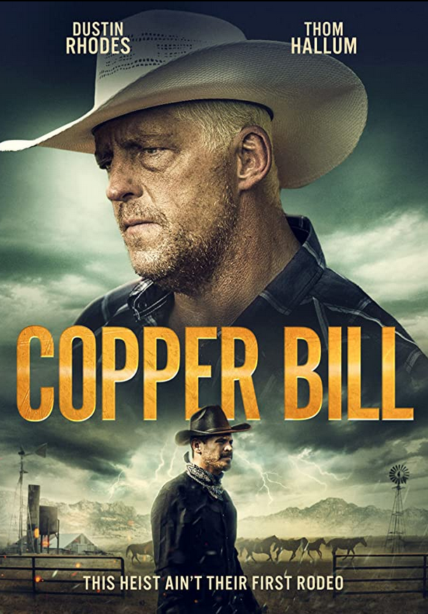 Copper Bill 2020 English Full Movie 240MB HDRip Download