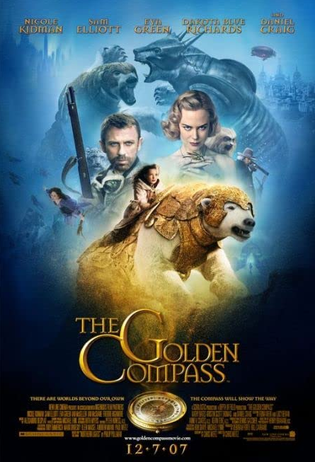 The Golden Compass 2007 Dual Audio Hindi 720p BluRay 800MB Download