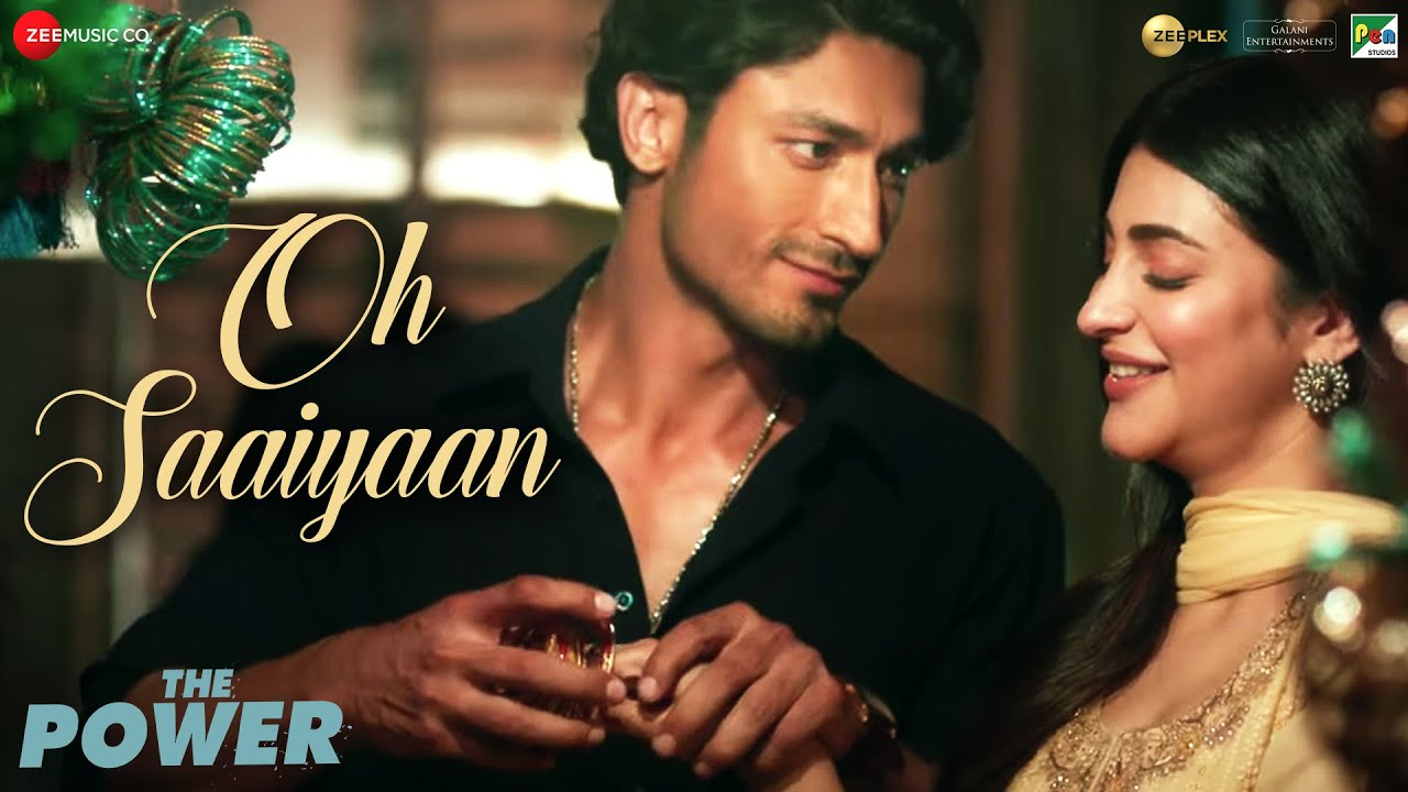 Oh Saaiyaan (The Power) 2021 Hindi Video Song 1080p HDRip 45MB Download
