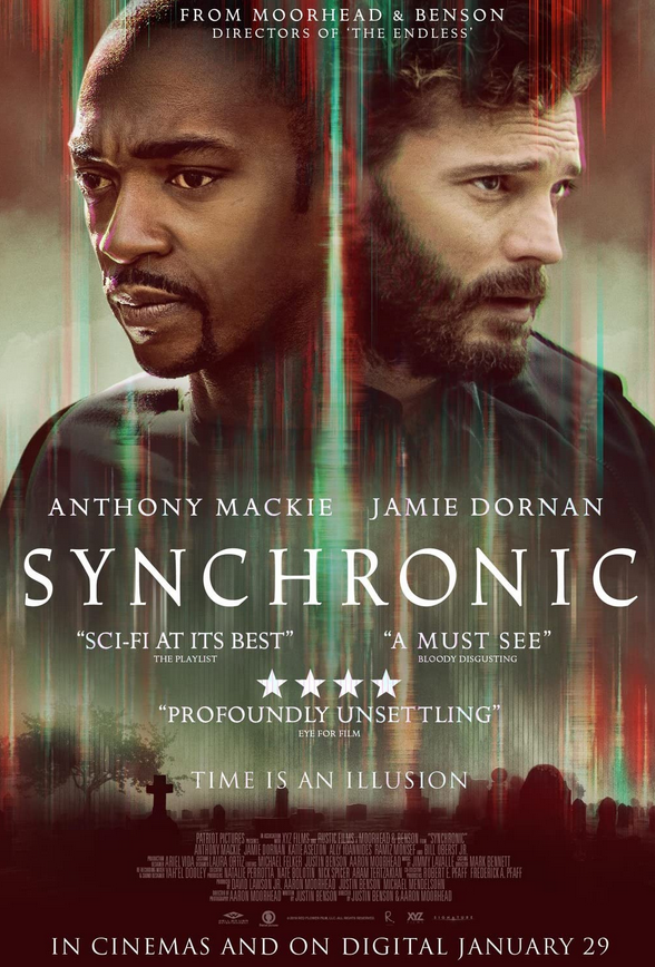 Synchronic 2019 English 300MB HDRip Download