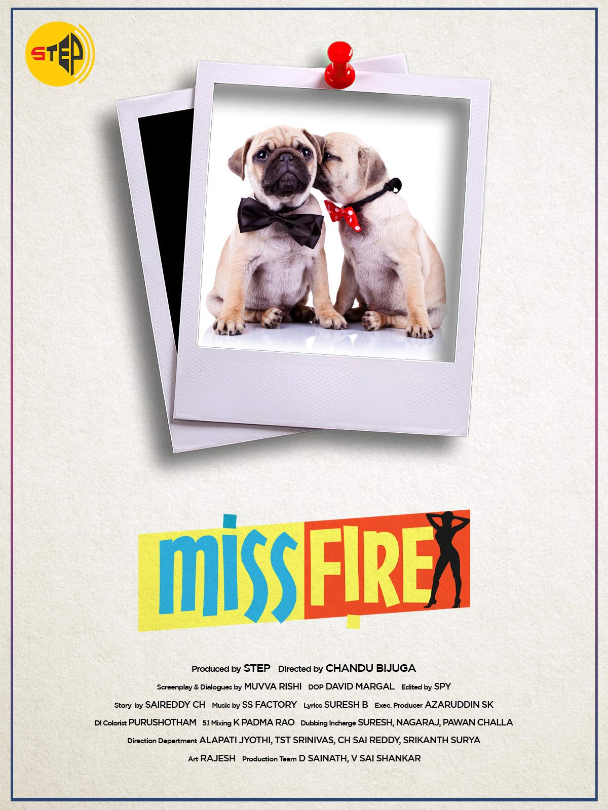 Missfire 2021 Telugu 480p HDRip ESub 400MB Download