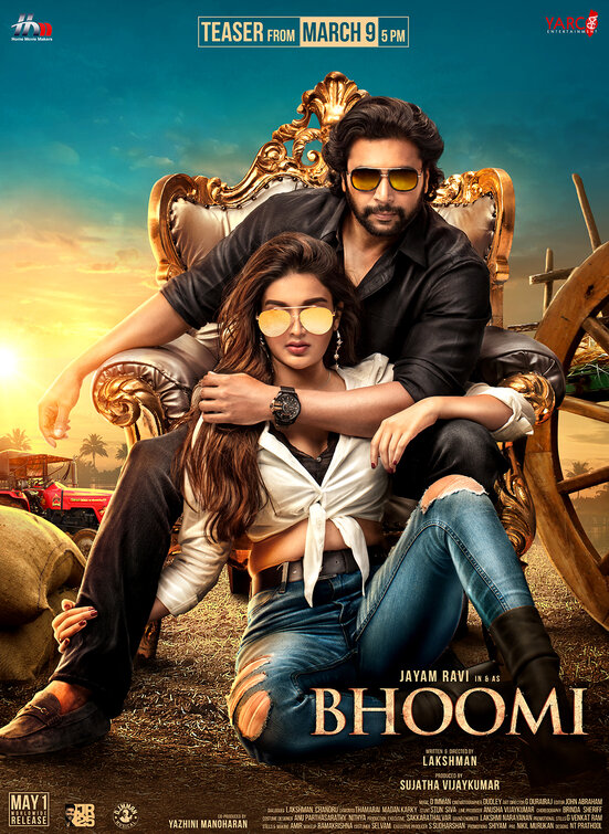 Bhoomi 2021 Multi Audio (Tamil + Telugu + Malayalam) 720p HDRip 800MB Download