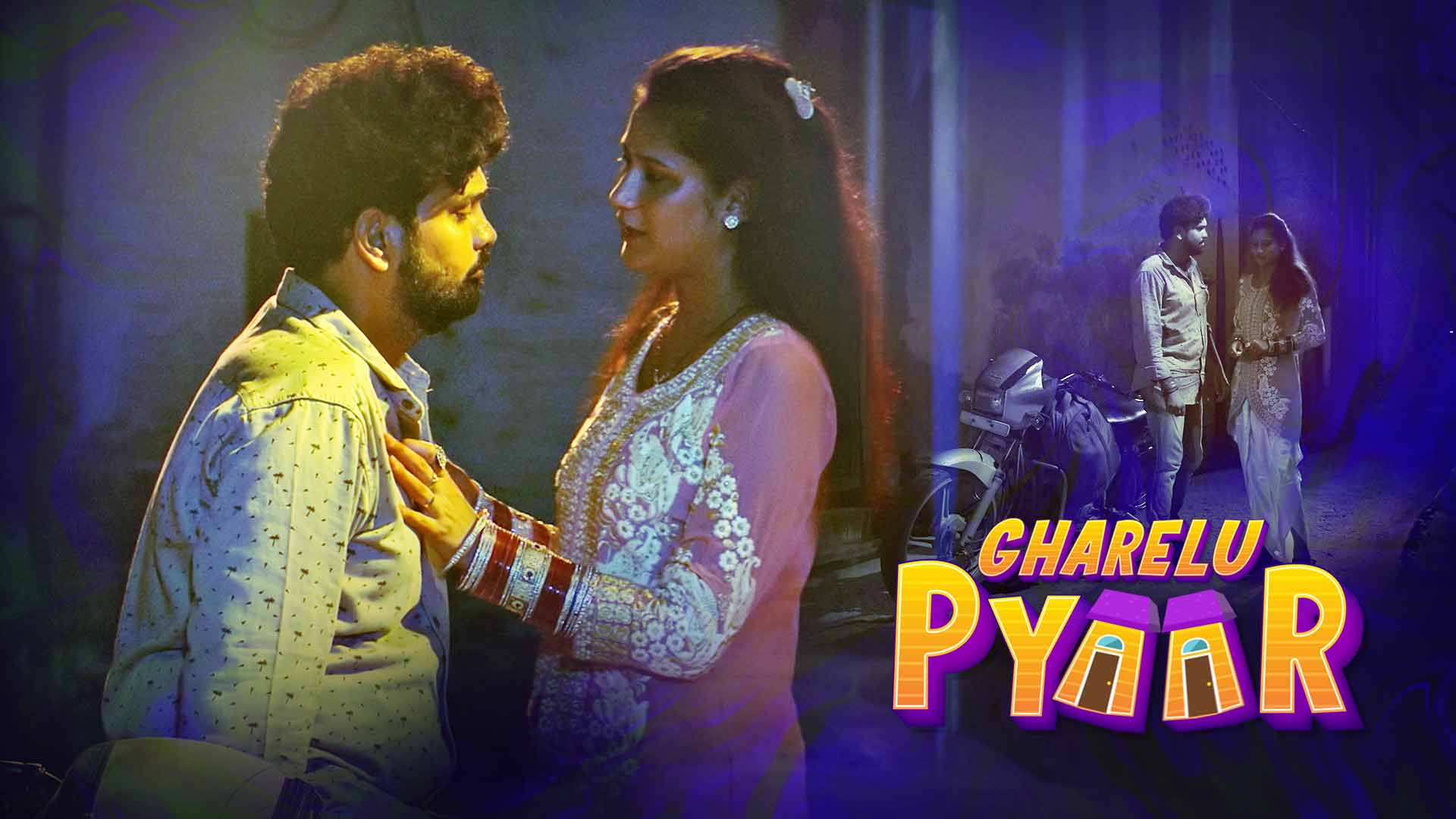 18+ Gharelu Pyaar 2021 S01 Complete Hindi Kooku App Web Series 720p HDRip 500MB Download