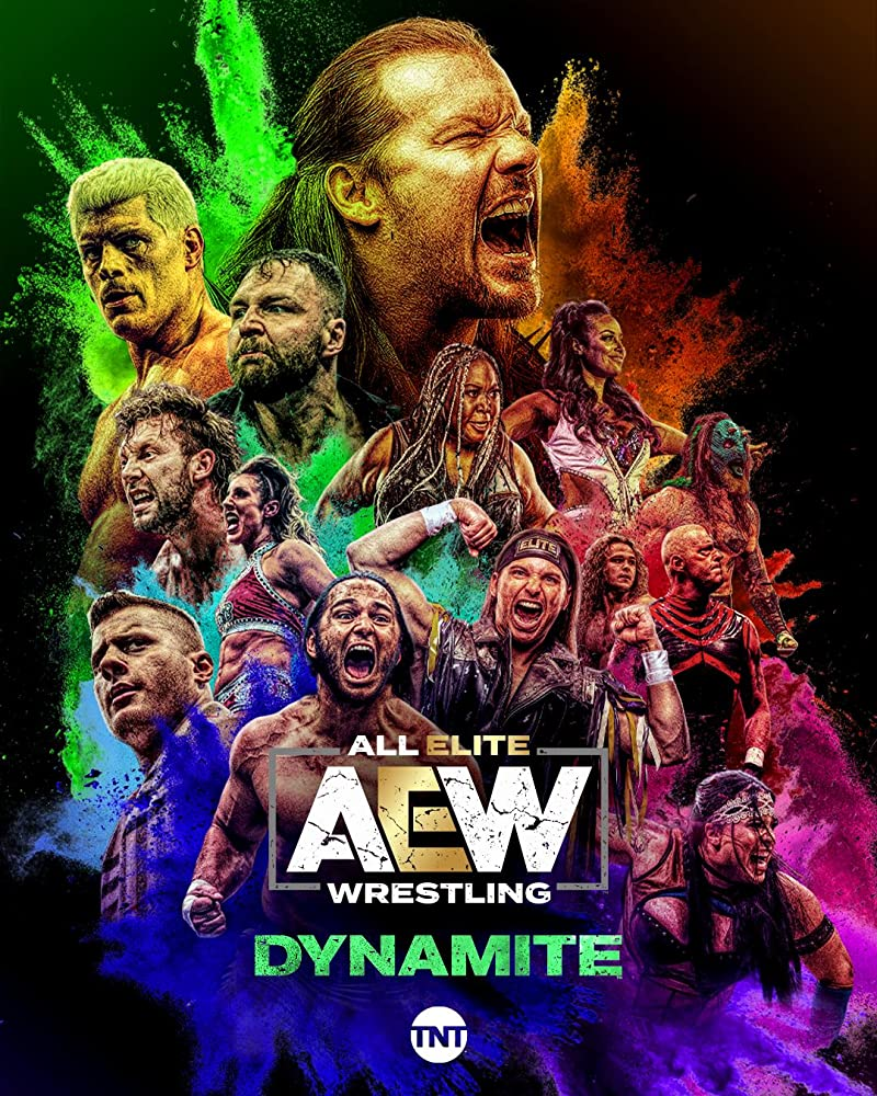 AEW Dynamite (13 January 2021) English 480p HDTV 380MB