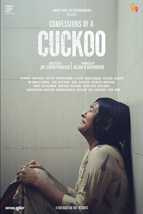 Confessions of a Cuckoo 2021 Malayalam 480p HDRip HC- ESub 450MB Download