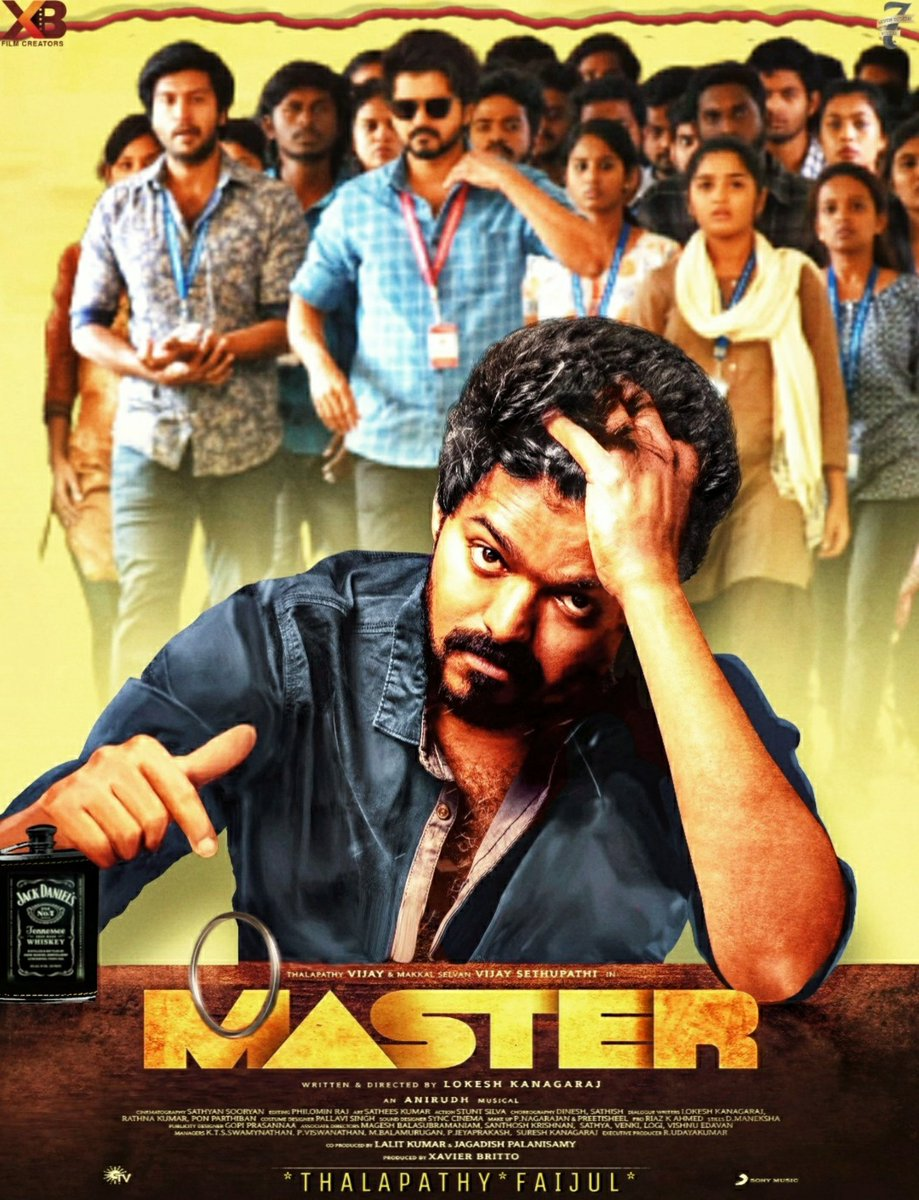 Master 2021 Hindi Dubbed 720p PreDVDRip 1.2GB Download
