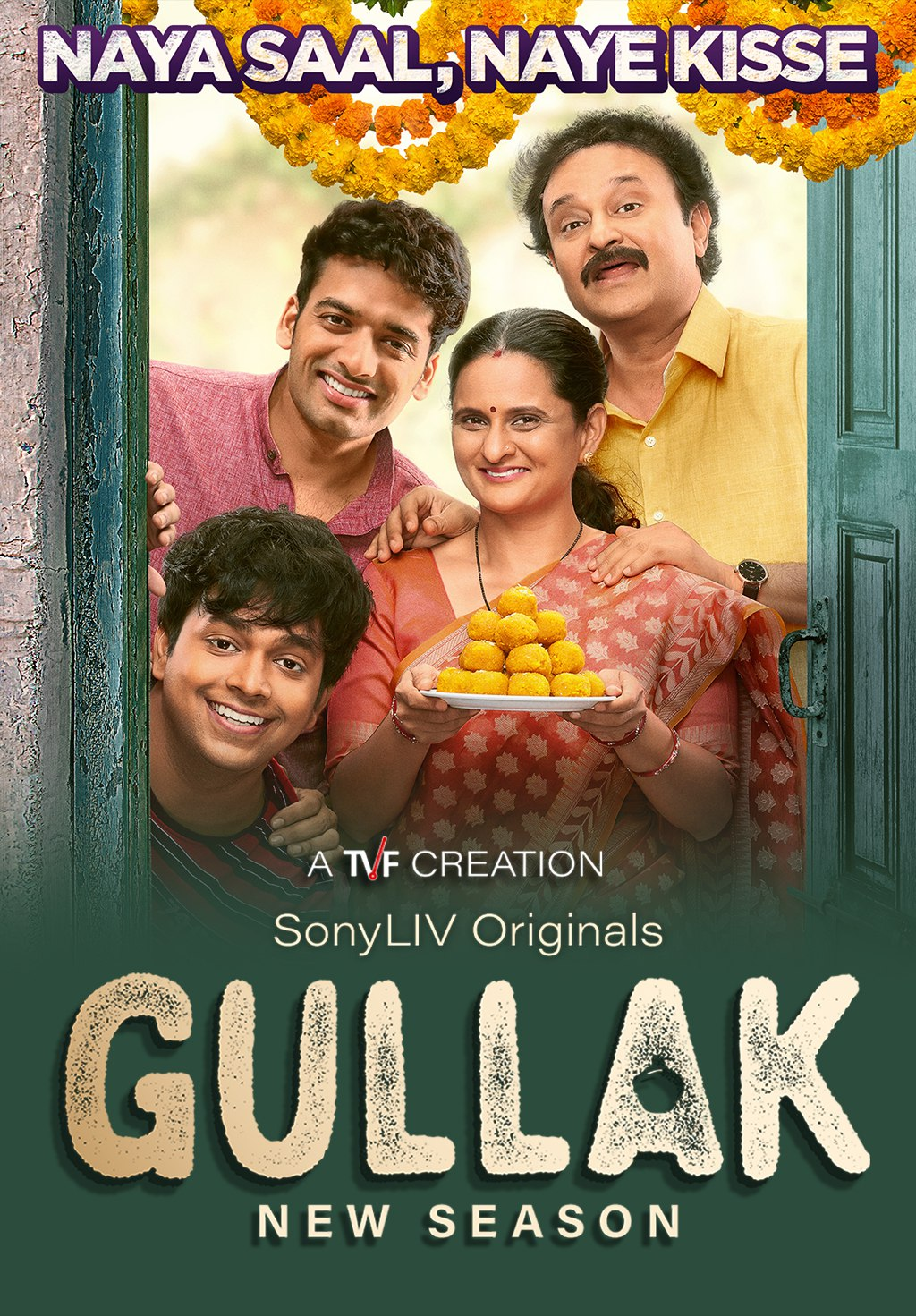Gullak 2021 S02 Hindi Complete Sonyliv Original Web Series 720p HDRip 1.1GB Download