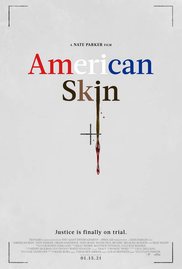 American Skin 2021 English 720p HDRip 850MB Download
