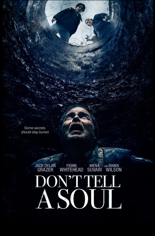 Dont Tell a Soul 2021 English 720p HDRip ESub 850MB Download