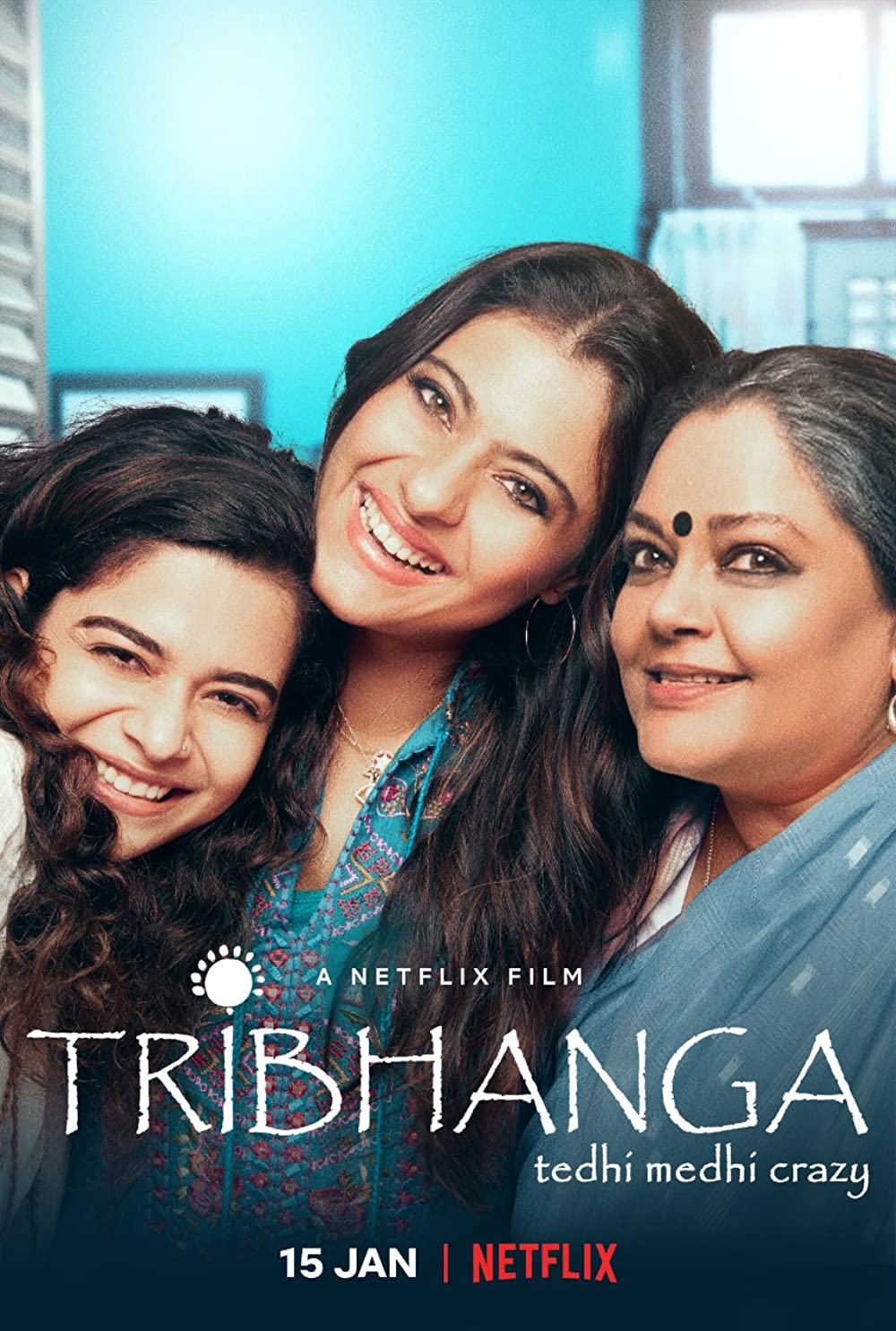 Tribhanga 2021 Hindi 480p NF HDRip ESubs 300MB Download