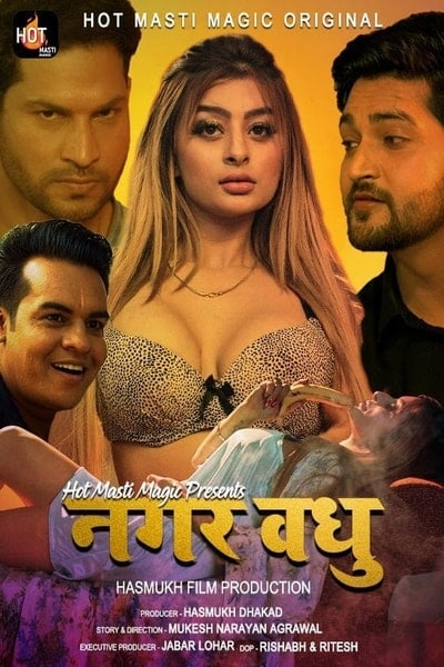Nagar Vadhu 2021 S01E01 HotMasti Original Hindi Web Series 720p HDRip 200MB Free Download