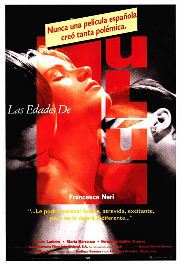 18+ The Ages Of Lulu 1990 Spanish 300MB BluRay 480p Free Download