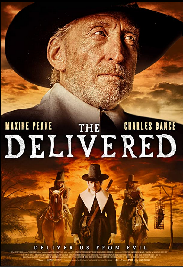 The Delivered 2021 English 720p HDRip 800MB | 330MB Download