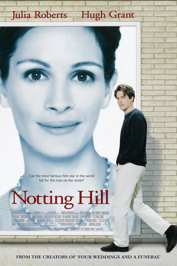 Notting Hill 1999 Hindi Dual Audio 455MB BluRay ESub Download