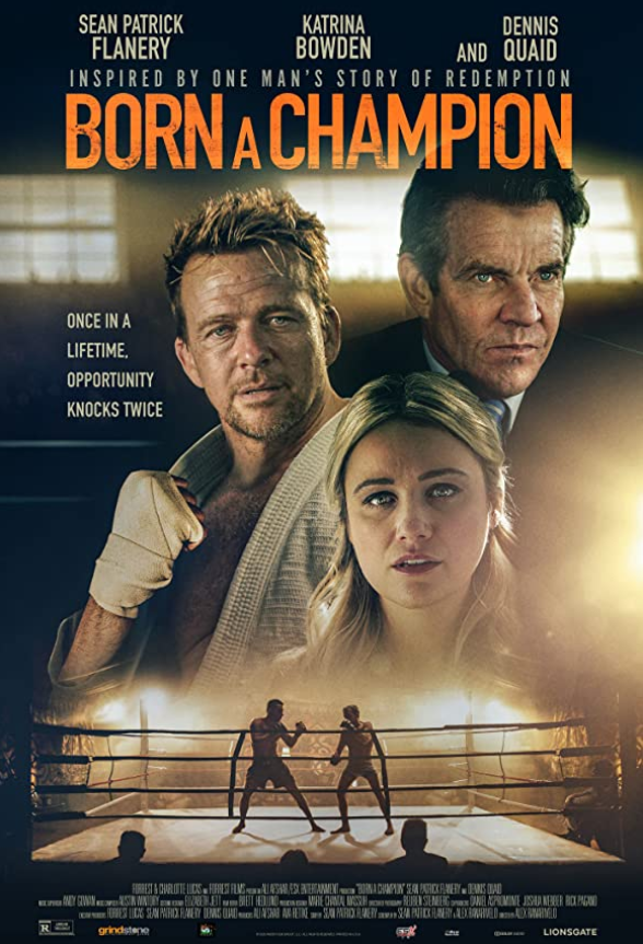 Born a Champion 2021 English 720p BluRay 800MB | 360MB Download