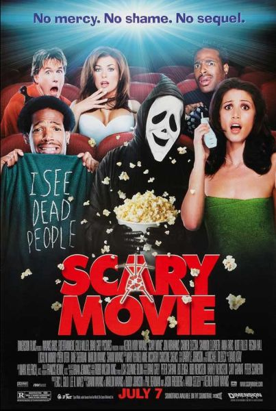 Scary Movie 2000 Dual Audio Hindi 480p BluRay ESub 300MB Download