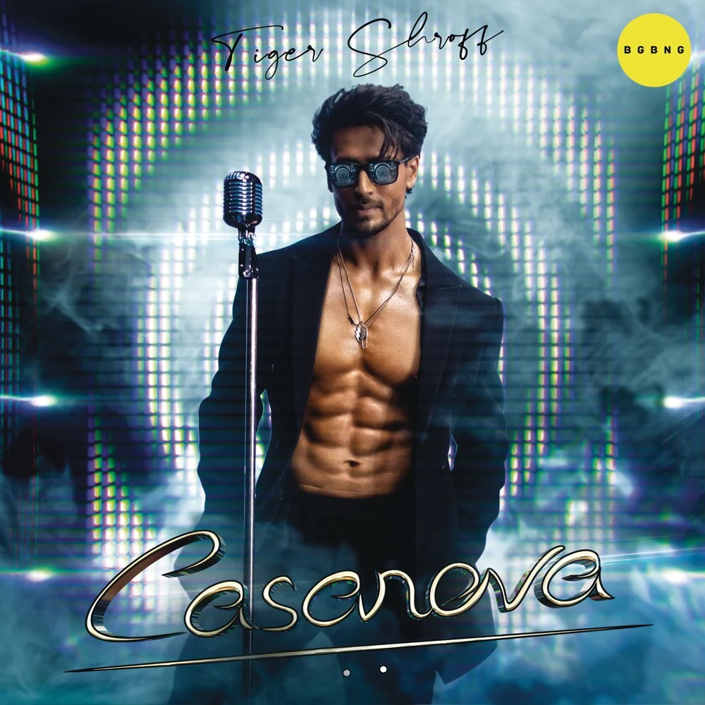 Casanova By Tiger Shroff Official Music Video 1080p HDRip 70MB Download