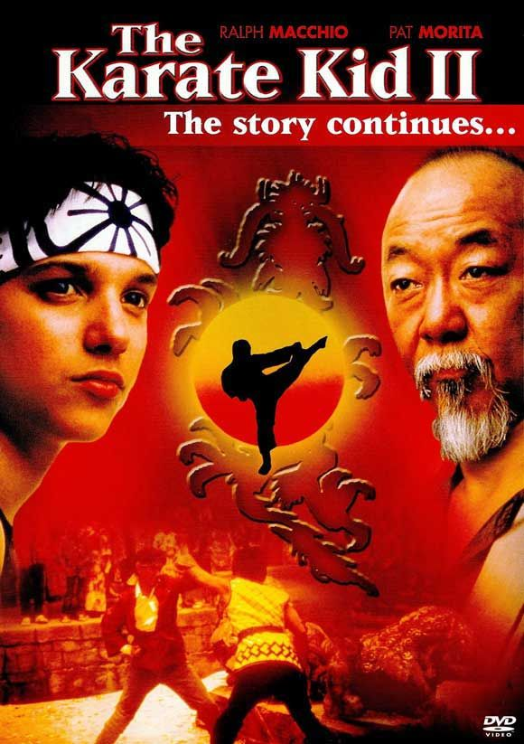 The Karate Kid Part II 1986 Hindi Dual Audio 720p BluRay 800MB Download