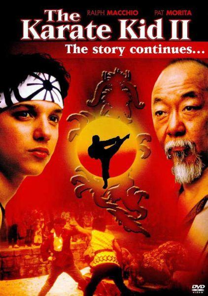The Karate Kid Part II 1986 Hindi Dual Audio 480p BluRay ESubs 400MB Download