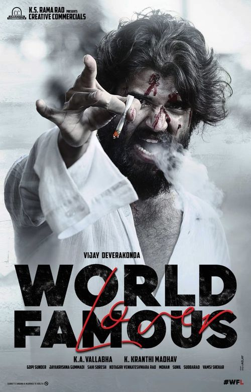 World Famous Lover 2021 Hindi Dubbed 1080p HDRip 2.7GB Download
