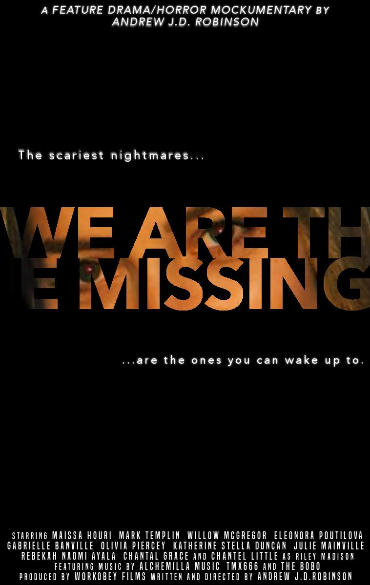 We Are the Missing 2020 English 300MB HDRip Download