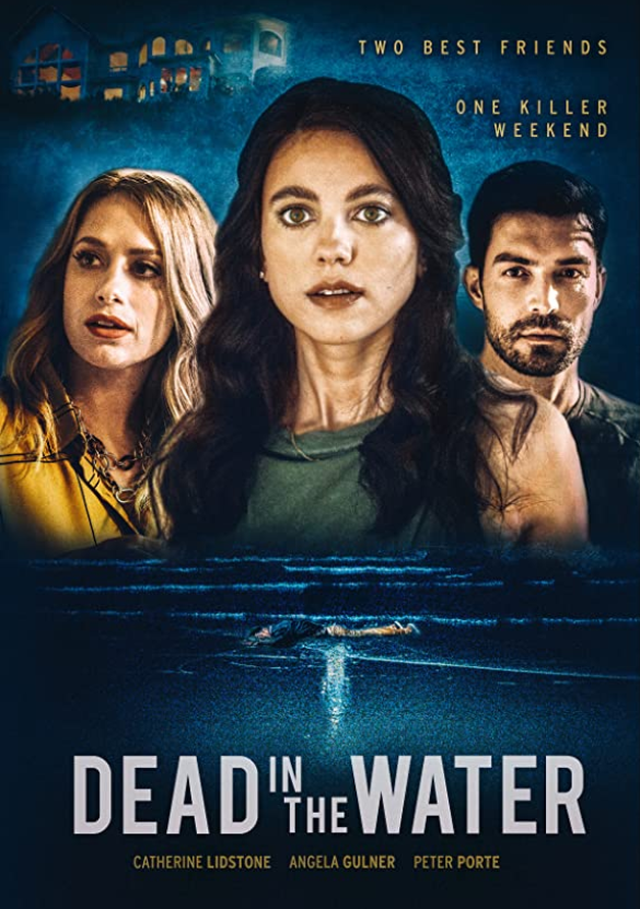 Dead in the Water 2021 English 720p HDRip ESubs 800MB | 300MB Download