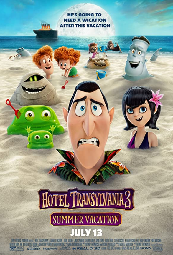Hotel Transylvania 3 Summer Vacation 2018 Hindi Dual Audio 1080p BluRay 1.4GB Download