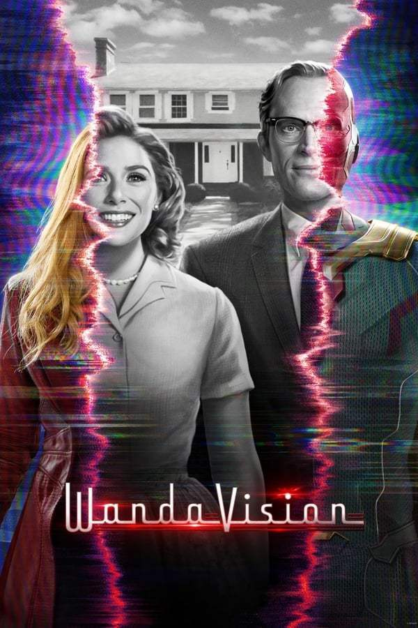 WandaVision S01E03 2021 English 720p HDRip 170MB ESub Download