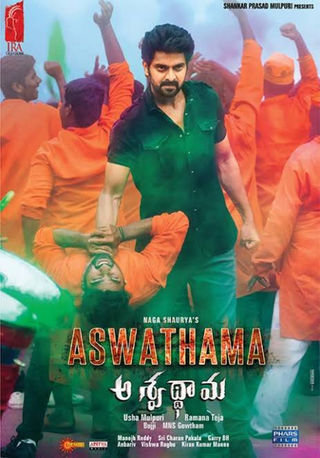 Aswathama (2020) Hindi Dual Audio 1080p UNCUT BluRay 2.9GB Download