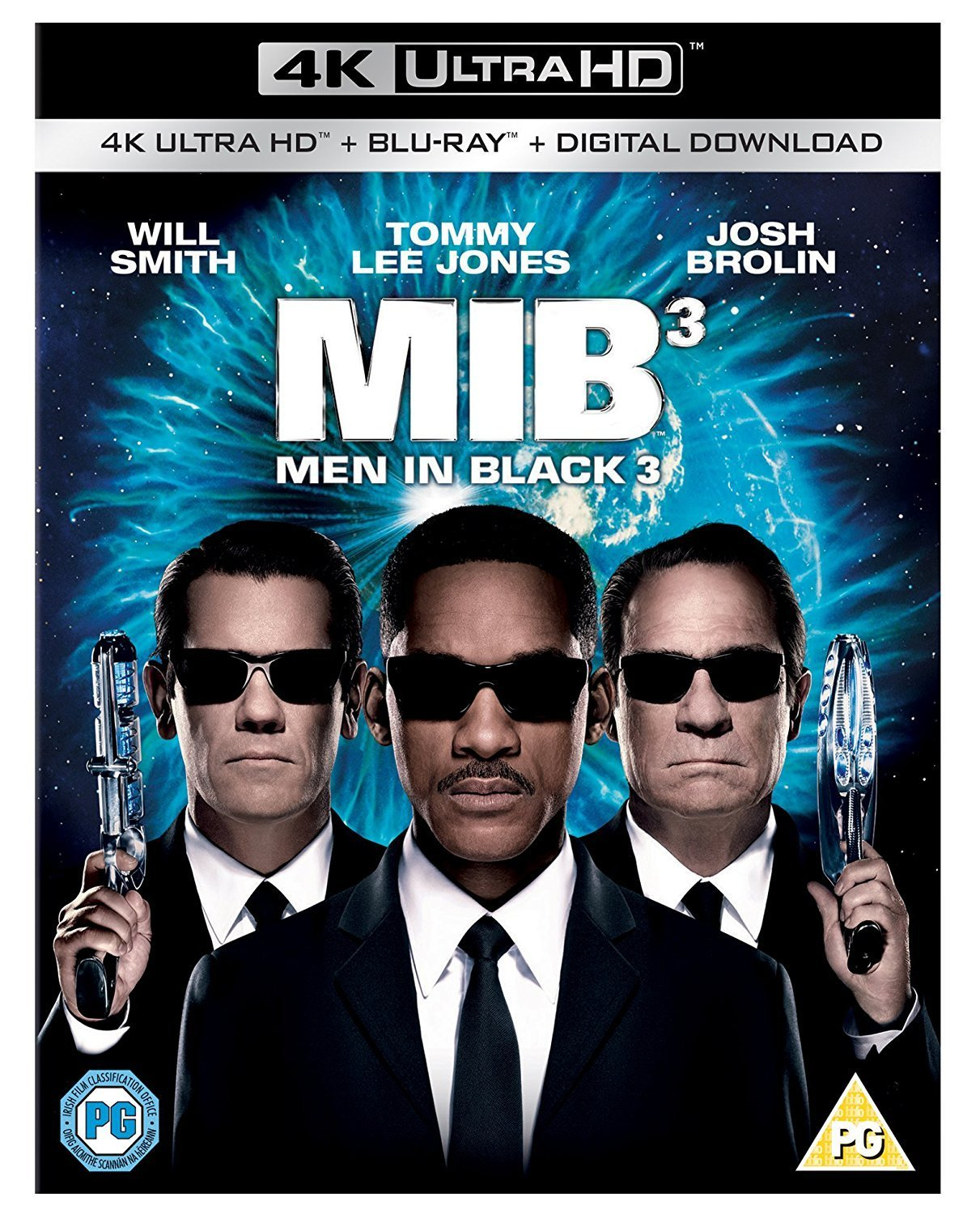 Men in Black 3 2012 Hindi Dual Audio 350MB BluRay ESub Download
