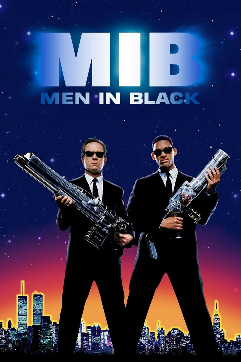 Men in Black 1997 Hindi Dual Audio 350MB BluRay ESub Download