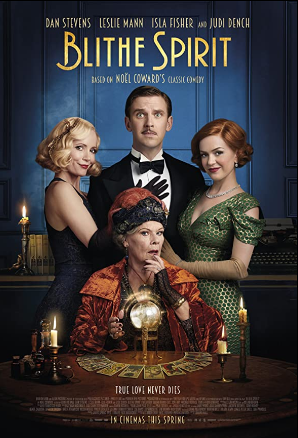 Blithe Spirit 2021 English 720p HDRip 800MB | 310MB Download