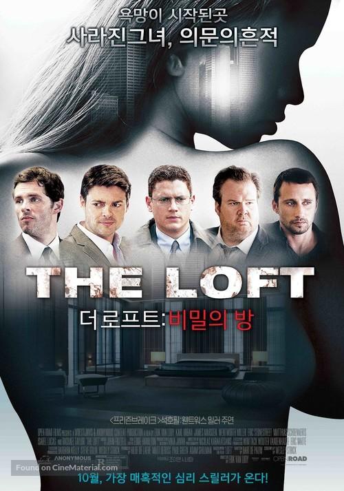 The Loft 2014 Hindi 420MB BluRay x264