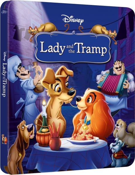Lady and the Tramp 1955 Hindi Dual Audio 720p BluRay ESubs 575MB Download