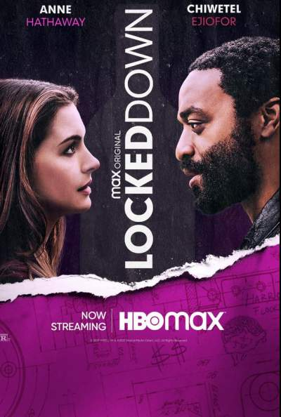Locked Down 2021 English HDRip 350MB Download