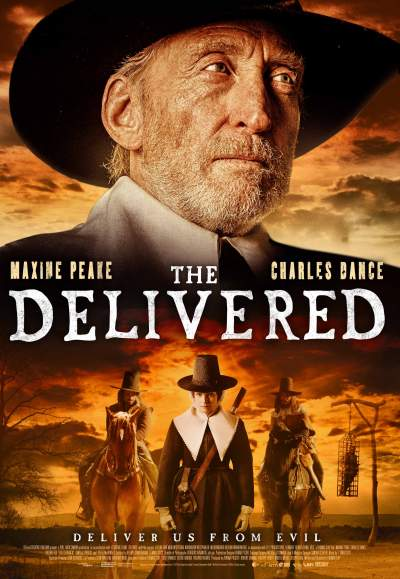The Delivered 2021 English 720p HDRip 800MB Download