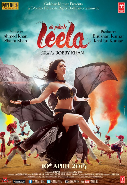 Ek Paheli Leela 2015 Hindi 720p HDRip 900MB Download
