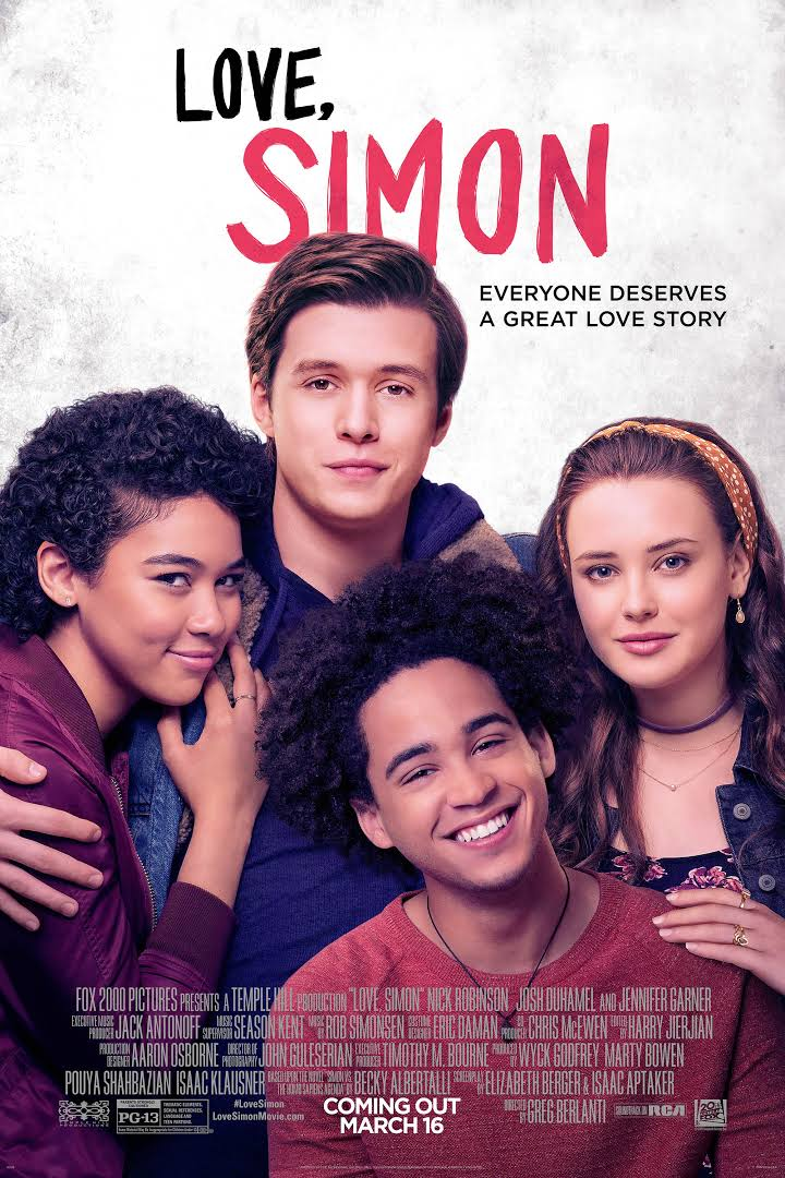 Love Simon 2018 Dual Audio Hindi 450MB BluRay ESub Download
