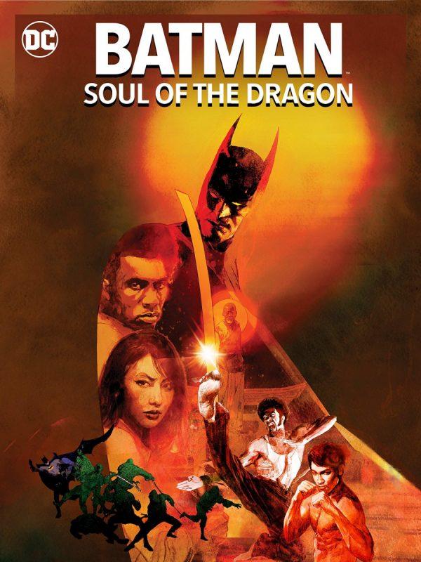 Batman Soul of the Dragon 2021 English 300MB BluRay Download