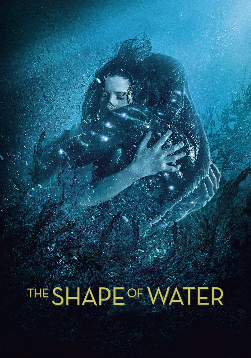 The Shape of Water 2017 Hindi Dual Audio 450MB BluRay Download