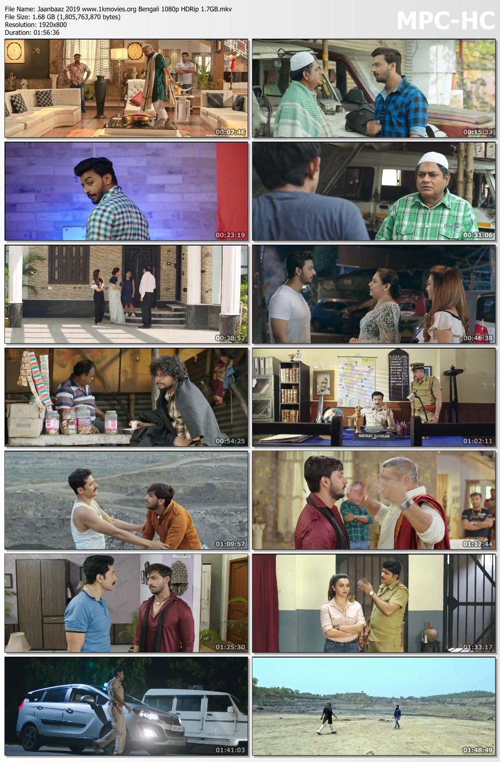 Jaanbaaz 2019 Bengali 1080p HDRip 1.7GB Download