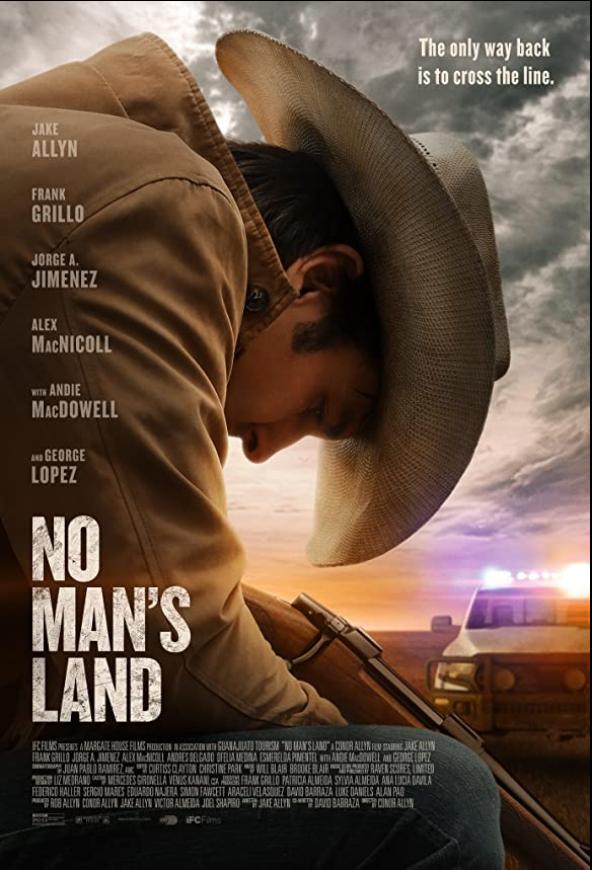 No Man's Land 2021 English 720p HDRip ESubs 800MB   360MB Download