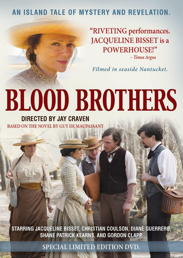 Brothers by Blood 2021 English 720p HDRip 800MB | 300MB Download