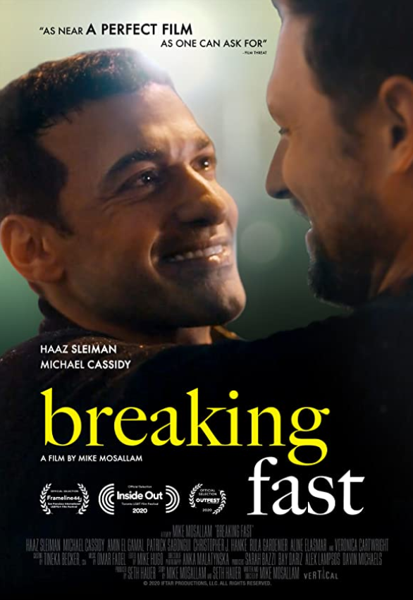 Breaking Fast 2021 English 720p HDRip 800MB   310MB Download