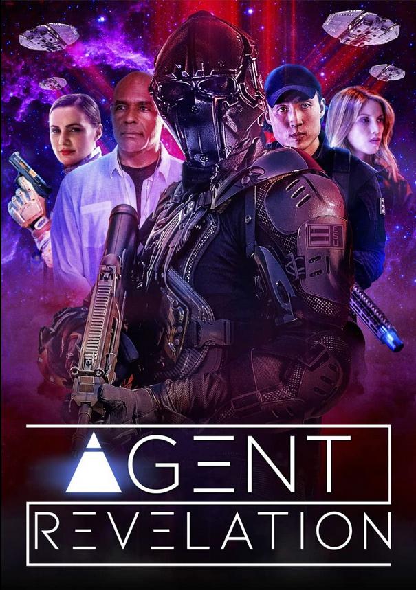 Agent Revelation 2021 English 720p HDRip 800MB   280MB Download