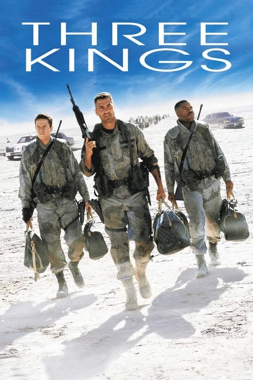 Three Kings 1999 Dual Audio Hindi ORG 410MB BluRay ESub Download