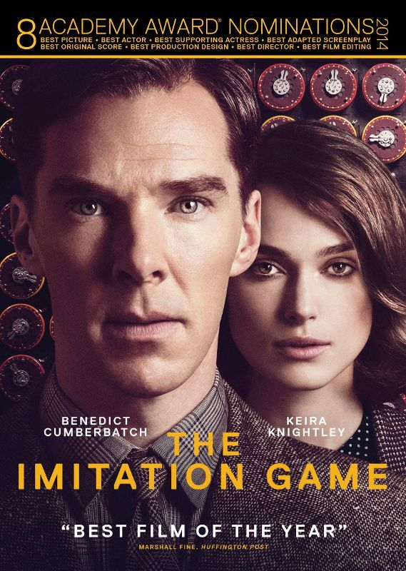 The Imitation Game 2014 Hindi Dual Audio 380MB BluRay ESub Download
