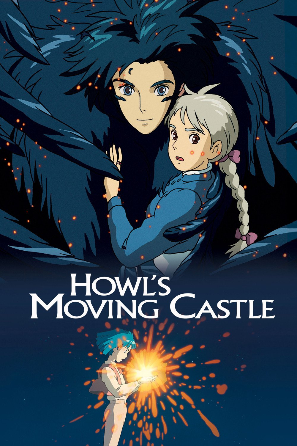 Howls Moving Castle 2004 Hindi Dual Audio 720p BluRay 880MB ESub Download