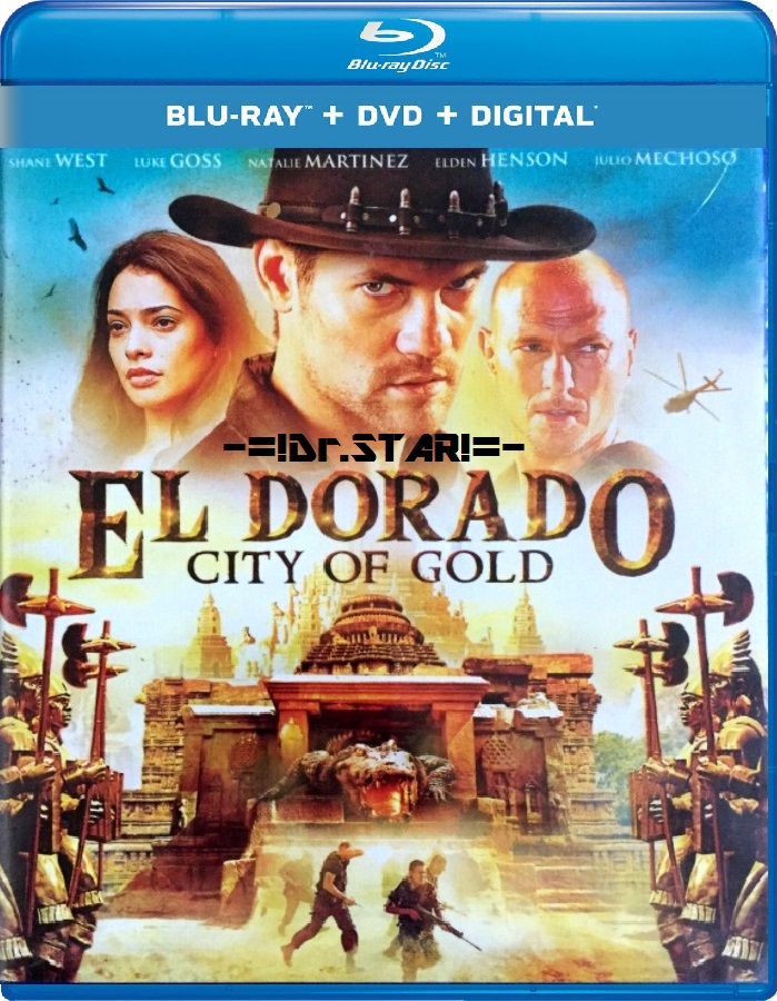 El Dorado City of Gold 2010 Hindi Dual Audio 350MB BluRay ESubs Download