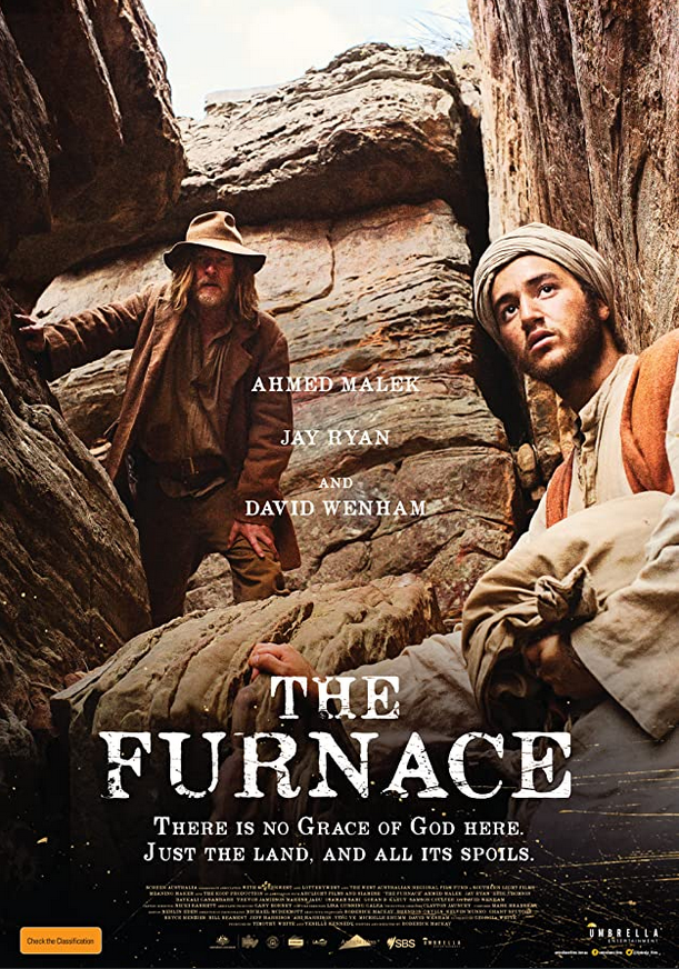 The Furnace 2020 English 720p HDRip 850MB Download